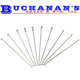 Buchanan Stainless Steel Front Spoke Set