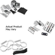 National Cycle Heavy Duty Windshield Mounting Kit