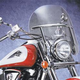 National Cycle Wide Heavy Duty Chopped Windshield