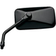 EMGO Black Cruise Replacement Mirror