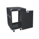 Odyssey CRP14W 14 Space Carpeted Rack Case W/Whl *