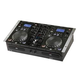 Gemini CDM-3600 Dual CD Player and Mixer Combo
