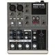 Mackie 402-VLZ3 4Ch Mixer with 2 XDR MicPres & EQ