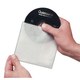 Prosound Prosleeve Poly CD Sleeves - 25 Pack