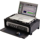 SKB 1SKB19RSF2U 2U Studio Rack W/Laptop Storage