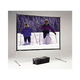Da-Lite 88618 10-Foot x 10-Foot Fastfold Deluxe Portable Projection Screen *