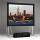 Da-Lite 40529 19 Ft x 25 Ft Fast-Fold Truss Projection Screen     *