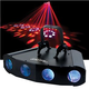 ADJ American DJ Quad Gem DMX Moonflower LED Light