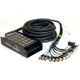 On-Stage SNK16450 20Ch 50Ft XLR Cable Snake