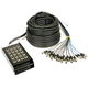 On-Stage SNK164100 20 Channel 100 Foot XLR Cable Snake
