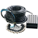 Cable Snake 50 Ft 28 Channel XLR 24 Sends 4 Retr +