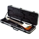 SKB 1SKB66 Deluxe Rectangle Hardshell Guitar Case
