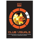DVJ Vision Club Visuals 2 Visual Loops DVD