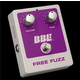 BBE FREEFUZZ Fuzz Effect Guitar Pedal