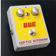 BBE OPTOSTOMP Optical Compressor Guitar Pedal