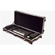 Gator GTOUR61 Rolling ATA 61-Note Keyboard Case  +