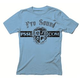 Pssl Logo Blue T-Shirt Mens - Extra Large