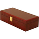 On Stage WMB100 Classic Wood Microphone Case