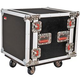 Gator GTOUR10UCAST ATA 10-Space Rack Road Case   *