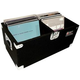 Odyssey CLP200P Vinyl LP Carpeted Case For 180 LPs