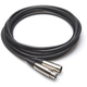 Hosa MCL-105 5 Ft XLR to XLR Economy Microphone Cable