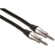 Speaker Cable 3Ft 1/4 TS To 1/4 TS 12AWG
