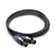 Speaker Cable 3Ft Speakon To Speakon 14AWG