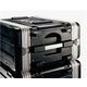 Gator GR8L ATA 8-Space Rack With Lockingcovers