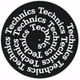 Technics Swirl Slipmats for DJ Turntables