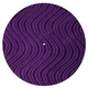 Ultrasound Purple Velvet Swirl Slipmat (Pair)