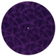 Ultrasound Purple Meteor Velvt Swirl Slipmat(Pair)
