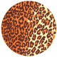 Ultrasound Large Animal Velvet Swirl Slipmat(Pair)