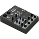 Alesis MULTIMIX 4 USB 4-Channel Compact PA Mixer