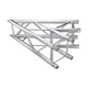 Square 12-In Truss F34 2W 45D Crn 3.28Ft (1.0M)