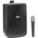 Samson XP40IW Portable PA iPod Dock & Wireless Mic