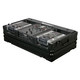 Odyssey FZ10CDIWBL 10In Mixer / Cd Player Case   +