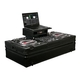 Odyssey Black DJ Coffin for 12 in Mixer Turntabl +