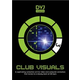 DVJ Vision Club Visuals 3 Visual Loops DVD
