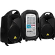 Behringer EPA900 8-Ch Portable PA System 900W    +