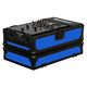 Odyssey FR10MIXBKBLUE 10 In Dj Mixer Case (Blue) +