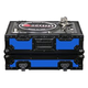 Odyssey FR1200BK Blue DJ Turntable Case