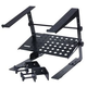 ADJ American Audio UNI LTS DJ Laptop Stand with Gear Tray