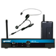 Gemini UHF-116HL UHF Wireless Lav & Headset Mic