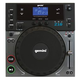 Gemini CDJ-210 TableTop Scratch MP3/CD Player