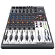 Behringer Xenyx 1204USB 8-Channel PA Mixer USB FX