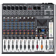 Behringer Xenyx X1222USB 12-Channel USB PA Mixer