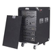 Odyssey CRP16W 16 Space Carpeted Rack Case W/Whl *