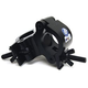 12414B Pro Swivel Jointed Clamp 2In Wrap-Black