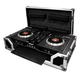Road Ready RRNS7KW ATA Case For Numark NS7 W/Tra +