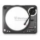Vestax PDX3000MKII Pro Direct Drive DJ Turntable